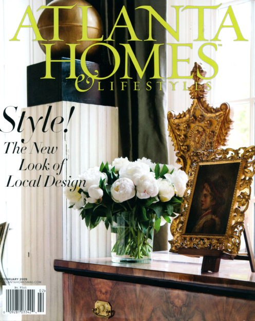 atlanta homes lifestyles magazine feb 2009 beth webb interiors