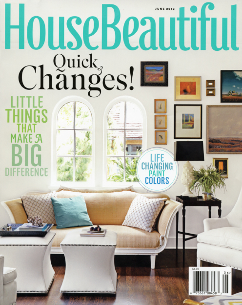 House Beautiful Mag house beautiful magazine - june 2012 - beth webb interiors