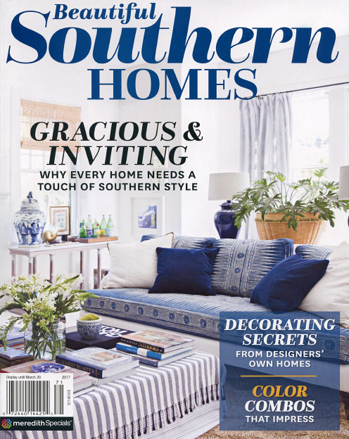 Beth Webb Beautiful Southern Homes 2017-03